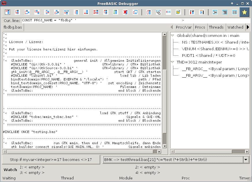 Cross platform GUI project (debugger for FreeBASIC) - Page 2